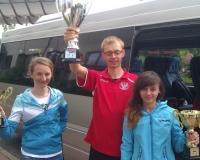 wyjazd na mistrzostwa polski do Jeleniej Góry