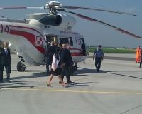 tym razem obsługiwalismy wizyte prezydenta RP